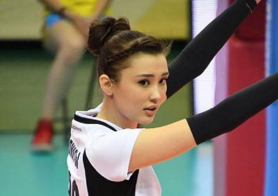 Siap-Siap, Pevoli Cantik Sabina Altynbekova Beri Sinyal Segera Berkompetisi Lagi
