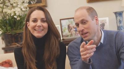 Wow, Pangeran William dan Kate Middleton Kini Jadi YouTuber!