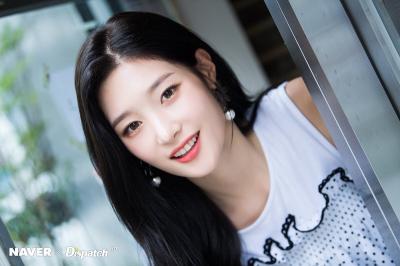 Jung Chaeyeon Gabung Drama Saeguk Park Eun Bin dan Rowoon SF9