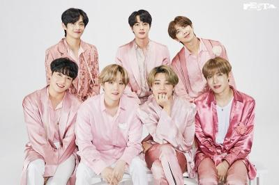 BTS Jadi Nominator Kategori Baru MTV Movie & TV Awards 2021