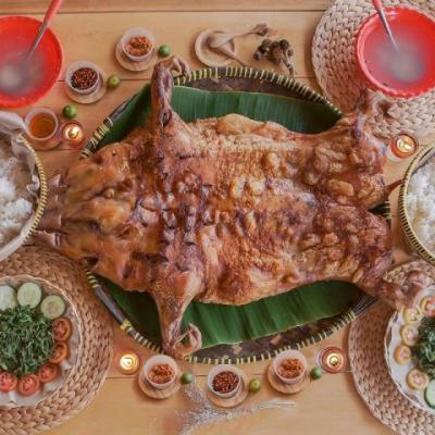 Ini Dia Bipang Ambawang, Makanan Khas Kalimantan yang Ramai Dibahas di Medsos