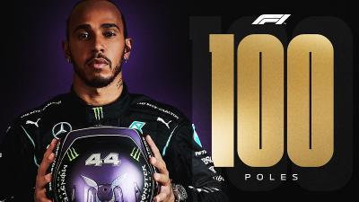 Lewis Hamilton Tak Pernah Sangka Bisa Rebut Pole Position Ke-100