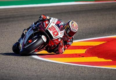 Kalahkan Marquez Jadi Pembalap Terbaik Honda di Jerez, Perasaan Nakagami Campur Aduk