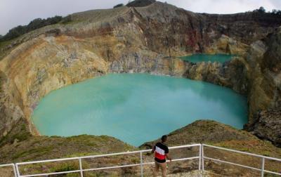 Wisata Danau Kelimutu Tutup Selama Libur Lebaran Cegah Penyebaran Covid-19