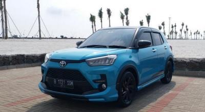 Laris Manis, Toyota Raize Catat Pemesanan 1.269 Unit Setelah Sepekan Meluncur