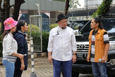 Ketua DPD RI Ikut Akting di Sinetron Amanah Wali