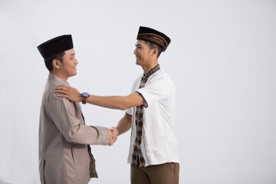 Ucapan Idul Fitri Bahasa Arab, Bukan Hanya Minal Aidin wal Faizin