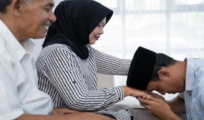 Minal Aidin Wal Faizin Adalah Idiom Bahasa Arab untuk Dakwah di Indonesia