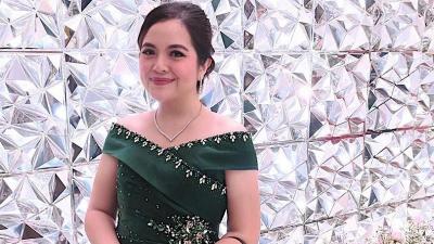 4 Potret Cantik Tasya Kamila, Setia Dukung Suami Berjuang Lawan Kanker Getah Bening