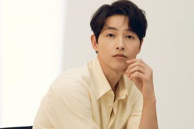Pengakuan Song Joong Ki Menangis di Hari Terakhir Syuting Vincenzo