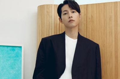 Arti Penting Vincenzo dalam Karier Berakting Song Joong Ki