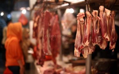 Jelang Lebaran, Harga Daging Sapi Tembus Rp140 Ribu Kg