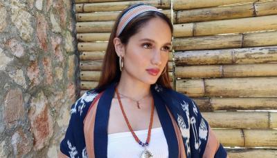 Ucapkan Selamat Hari Ibu, Cinta Laura: Tetap Muda dan Keren