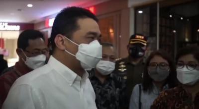 Wagub Riza Temukan Hal Ini saat Sidak ke Apartemen Grand Pramuka Siang Bolong