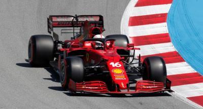 Duo Ferrari Yakin Bakal Ungguli McLaren di F1 GP Spanyol 2021