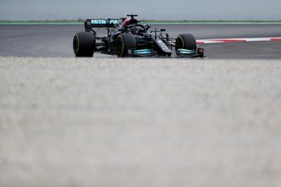 Hasil Race F1 GP Spanyol 2021: Dramatis, Lewis Hamilton Keluar sebagai Pemenang