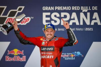 Komentari Kemenangan Jack Miller di Jerez, Lorenzo: Bagus tapi Tidak Hebat!