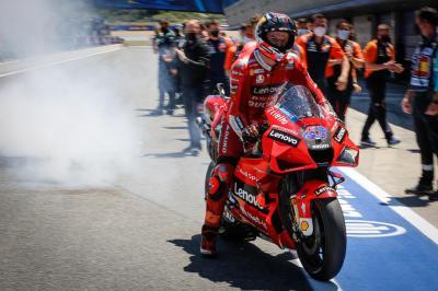 Marc Marquez Pensiun, Jack Miller Lanjutkan Juara MotoGP dari Australia di Repsol Honda?
