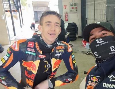 Perbandingan Kiprah Pedro Acosta, Rossi dan Marquez di Musim Perdana Ajang Grand Prix