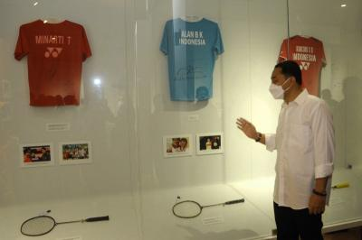 Museum Olahraga Surabaya Dibuka, Sejumlah Atlet Sumbang Barang Bersejarah