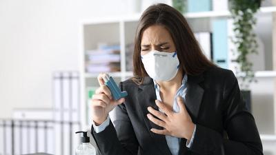 Waspada, Penderita Asma Terinfeksi Covid-19 Bisa Radang Paru Parah hingga Kematian