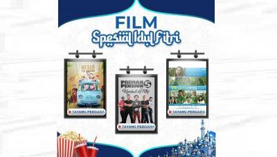 Sambut Idul Fitri 1442H, 3 Film Ini Tayang Perdana di RCTI