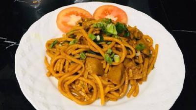 Resep Mie Gomak, 'Spaghetti' Khas Batak Bikin Rindu Kampung Halaman