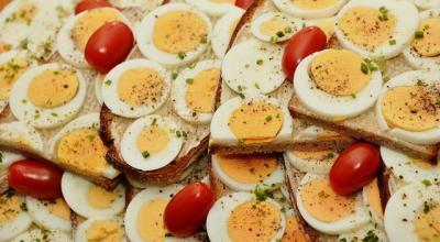 Terungkap, Makan Telur Rebus Bantu Tidur Lebih Nyenyak