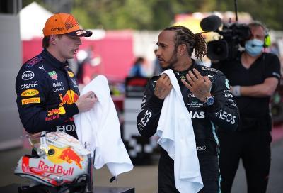 Sulit Kalahkan Hamilton, Verstappen Akui Red Bull Masih Kalah Saing dari Mercedes