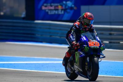 Kenang Nasib Buruknya di MotoGP Spanyol 2021, Quartararo: Sungguh Mengerikan