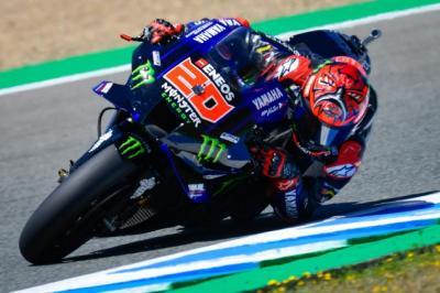 Jelang MotoGP Prancis 2021, Quartararo Yakin Bakal Siap 100%