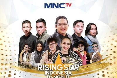 Ungu Akan Meriahkan Rising Star Indonesia Dangdut Malam ini