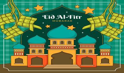 Ini Panduan Khotbah Singkat untuk Sholat Idul Fitri di Rumah Saja