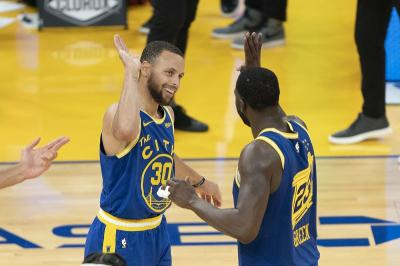 Hasil NBA 2020-2021 Selasa 11 Mei: Golden State Warriors Taklukkan Utah Jazz