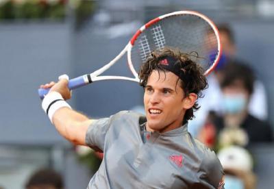 Bukan Cuma Rafael Nadal, Dominic Thiem Juga Suka Bermain di Lapangan Tanah Liat
