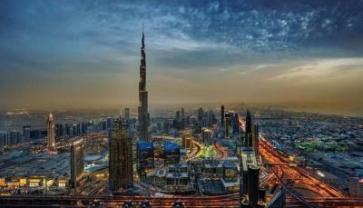 Burj Khalifa Akan Adakan Pertunjukan 2 Air Mancur saat Lebaran