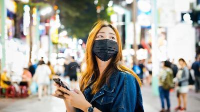 Liburan Lebaran, Jangan Tergoda Lepas Masker di Tempat Wisata