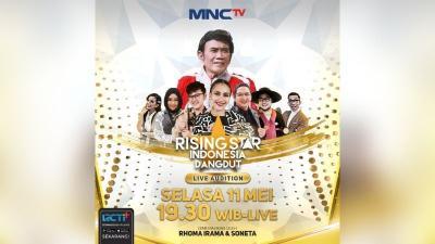 Rising Star Indonesia Dangdut, Rhoma Irama Akan Kolaborasi Bersama Expert?
