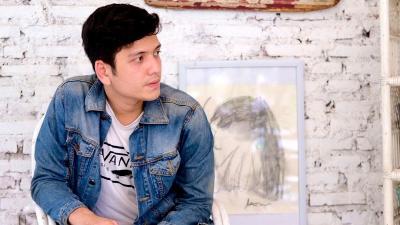 Rahasia Wajah Glowing Rendi Jhon, Pemeran Ricky Sinetron Ikatan Cinta