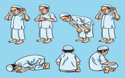 Tata Cara Sholat Idul Fitri Lengkap dengan Sunah-Sunah Lainya