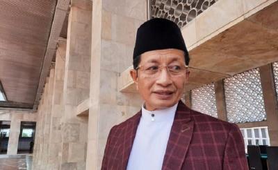 Tak Selenggarakan Sholat Ied, Imam Besar Masjid Istiqlal: Semoga Idul Adha Lebih Baik