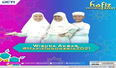Ini 3 Peserta yang akan Tampil di Wisuda Akbar Hafiz Indonesia 2021
