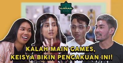 Keisya Levronka Akui Sempat Menolak Audisi Indonesian Idol