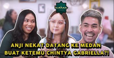 Chintya Gabriella Tidak Percaya Diajak Anji Kolaborasi