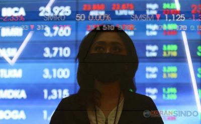 2 Hari Perdagangan BEI, IHSG Naik 0,17% ke 5.938