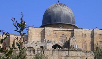 Masjid Al-Aqsa, Kiblat Pertama Muslim Bukan Kubah Berwarna Kuning tapi Biru