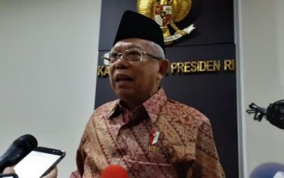 Wapres Maruf Akan Sholat Idul Fitri di Kediaman Resmi