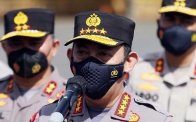 Kapolri: 30% Masyarakat Indonesia Lolos Mudik