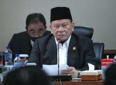Ketua DPD Imbau Warga di Zona Merah Covid-19 agar Sholat Idul Fitri di Rumah