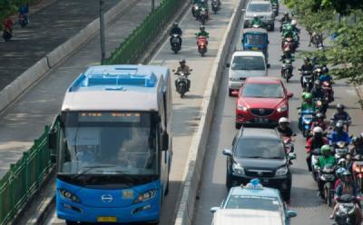 Catat! Ini Waktu Operasional Transjakarta saat Lebaran 2021